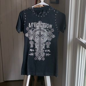 Affliction short sleeve